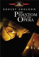 The Phantom of the Opera - DVD movie cover (xs thumbnail)