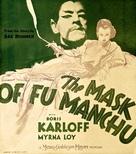 The Mask of Fu Manchu - poster (xs thumbnail)