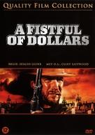 Per un pugno di dollari - Dutch DVD cover (xs thumbnail)