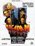 Macadam - French Movie Poster (xs thumbnail)