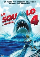 Jaws: The Revenge - Italian DVD movie cover (xs thumbnail)
