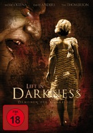 Left in Darkness - German Movie Cover (xs thumbnail)