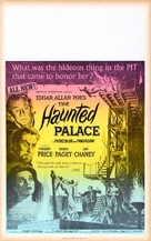 The Haunted Palace - Movie Poster (xs thumbnail)