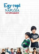 Diary of a Wimpy Kid - Hungarian Movie Cover (xs thumbnail)