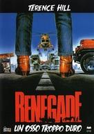Renegade - Italian DVD cover (xs thumbnail)
