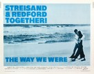 The Way We Were - Movie Poster (xs thumbnail)