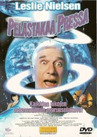 2001: A Space Travesty - Finnish Movie Cover (xs thumbnail)