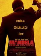 Mandela: Long Walk to Freedom - Turkish Movie Poster (xs thumbnail)