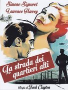 Room at the Top - Italian DVD cover (xs thumbnail)
