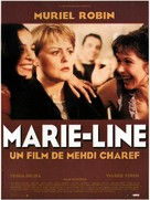 Marie-Line - French Movie Poster (xs thumbnail)