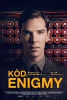 The Imitation Game - Czech Movie Poster (xs thumbnail)
