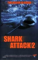 Shark Attack 2 - German Movie Cover (xs thumbnail)