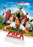Daddy Day Camp - Spanish Movie Poster (xs thumbnail)