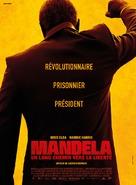Mandela: Long Walk to Freedom - French Movie Poster (xs thumbnail)