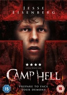 Camp Hell - British DVD cover (xs thumbnail)