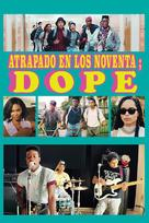 Dope - Argentinian Movie Cover (xs thumbnail)
