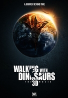 Walking with Dinosaurs 3D - Teaser poster (xs thumbnail)