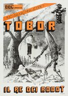 Tobor the Great - Italian Re-release poster (xs thumbnail)