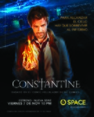 """""""Constantine"""" - Argentinian Movie Poster (xs thumbnail)"""