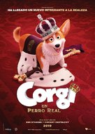 The Queen's Corgi - Mexican Movie Poster (xs thumbnail)