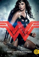 Batman v Superman: Dawn of Justice - Hungarian Movie Poster (xs thumbnail)