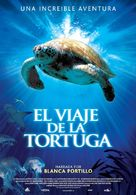 Turtle: The Incredible Journey - Spanish Movie Poster (xs thumbnail)