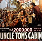 Uncle Tom's Cabin - British Movie Poster (xs thumbnail)