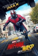 Ant-Man and the Wasp - Movie Poster (xs thumbnail)