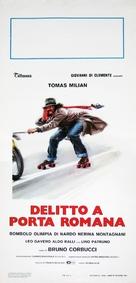 Delitto a Porta Romana - Italian Movie Poster (xs thumbnail)