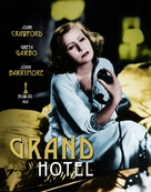 Grand Hotel - Hungarian Blu-Ray cover (xs thumbnail)