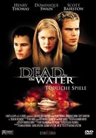 Dead in the Water - German DVD cover (xs thumbnail)