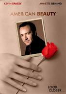 American Beauty - DVD cover (xs thumbnail)