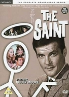 """The Saint"" - British DVD movie cover (xs thumbnail)"