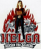 Helga, la louve de Stilberg - German Blu-Ray cover (xs thumbnail)