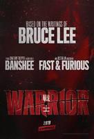 """""""Warrior"""" - Movie Poster (xs thumbnail)"""