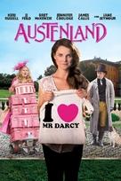 Austenland - DVD cover (xs thumbnail)
