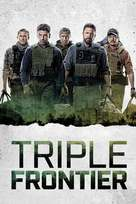 Triple Frontier - Movie Cover (xs thumbnail)