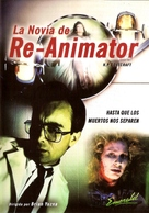 Bride of Re-Animator - Argentinian Movie Cover (xs thumbnail)