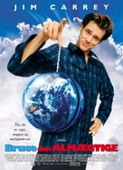 Bruce Almighty - Danish Movie Poster (xs thumbnail)