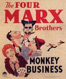 Monkey Business - Movie Poster (xs thumbnail)