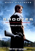 Shooter - French Movie Cover (xs thumbnail)
