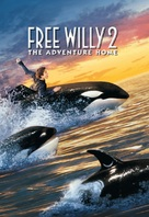 Free Willy 2: The Adventure Home - Movie Poster (xs thumbnail)