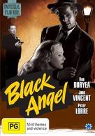 Black Angel - Australian DVD movie cover (xs thumbnail)