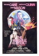 The Marseille Contract - British Movie Poster (xs thumbnail)
