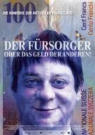 Der Fürsorger - German Movie Poster (xs thumbnail)