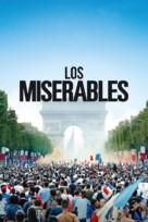 Les misérables - Spanish Movie Cover (xs thumbnail)