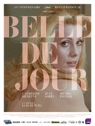 Belle de jour - French Re-release movie poster (xs thumbnail)