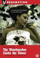 La sanguisuga conduce la danza - British DVD movie cover (xs thumbnail)