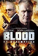 Blood of Redemption - French DVD movie cover (xs thumbnail)