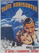 Lost Horizon - Danish Movie Poster (xs thumbnail)